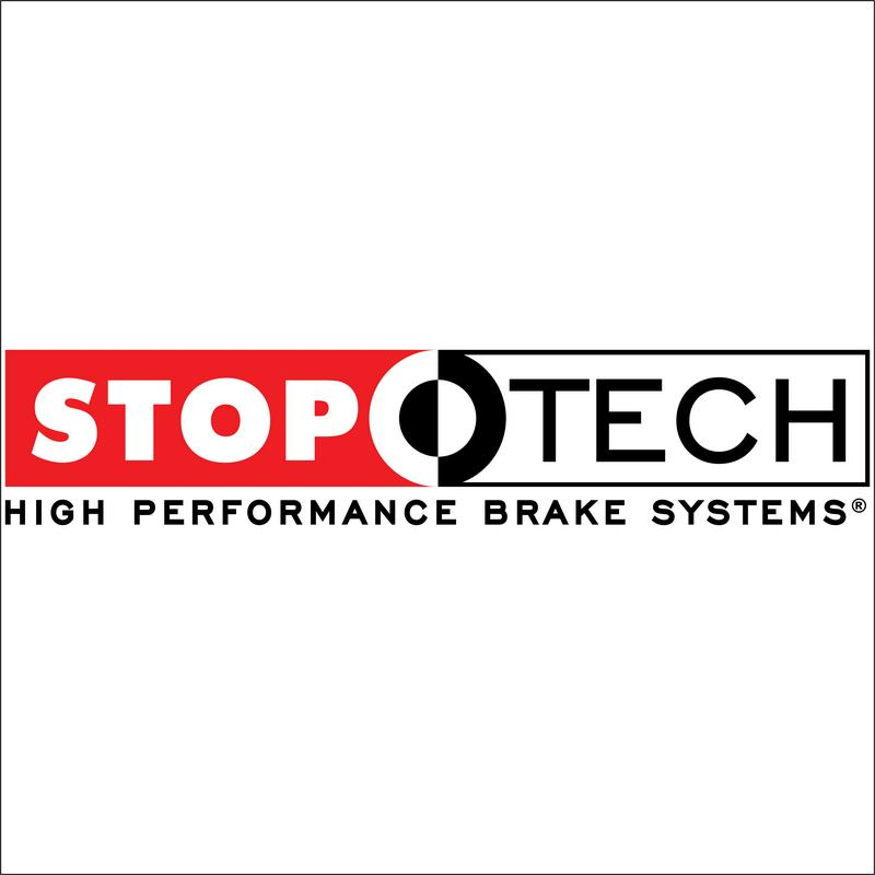 StopTech Sport Axle Pack Drilled 4 Wheel
