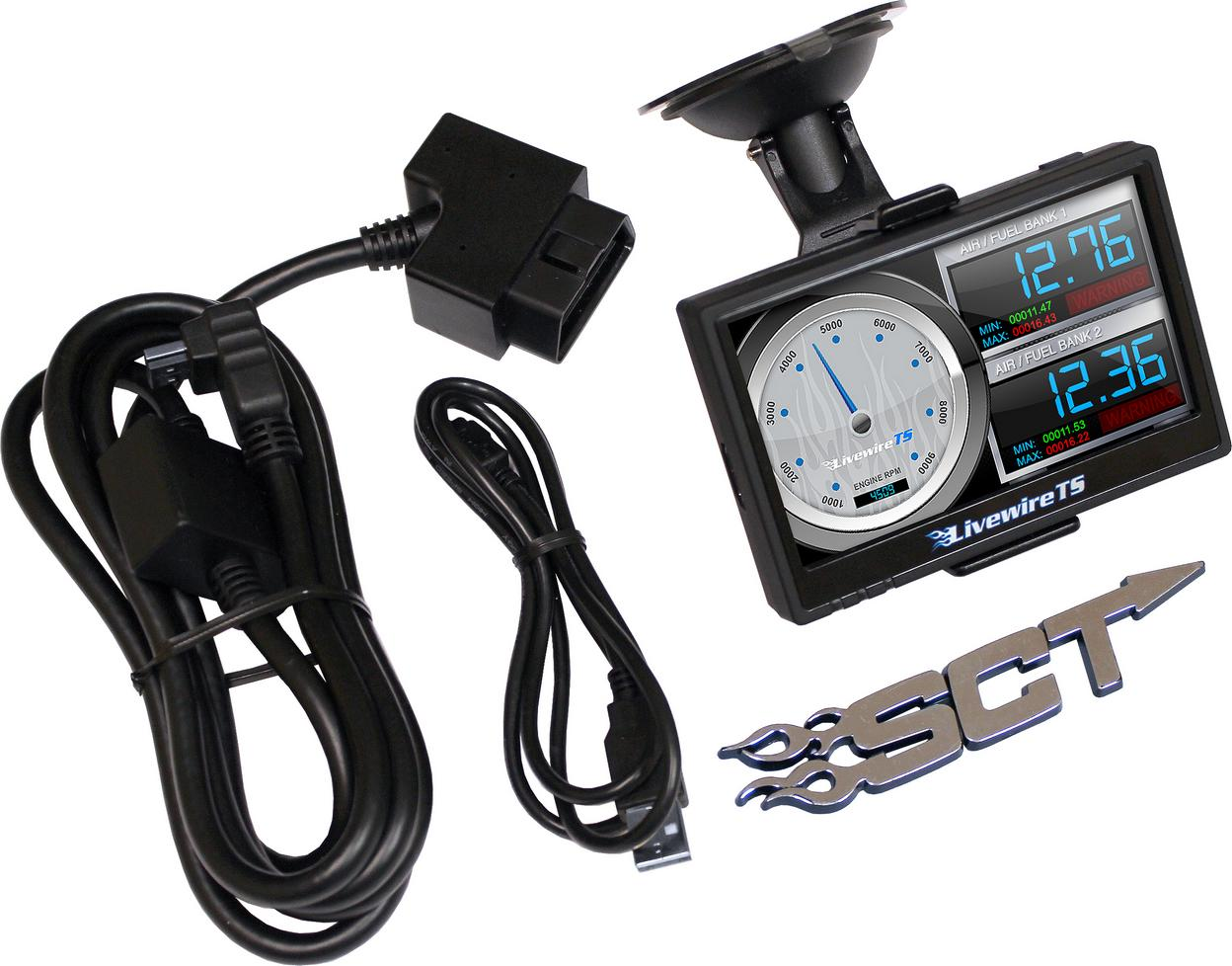 Ford Livewire TS Pre-Programmed Device