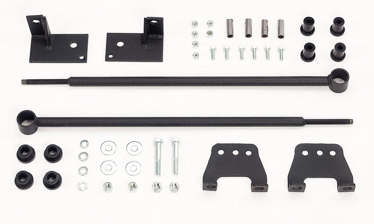 Rear Traction Bar Kit