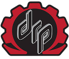 Deviant Race Parts Logo