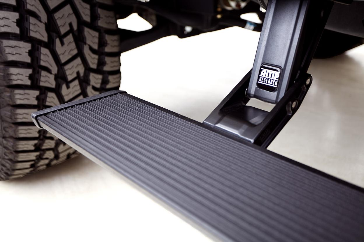 AMP Research 78152-01A PowerStep Xtreme Running Board - 21 Ford F-150, All Cabs
