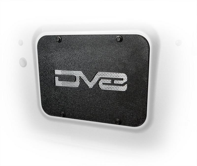DV8 Offroad TS01RJK Tailgate Cover/Tailgates/Truck Bed/Exterior Parts & Car Care