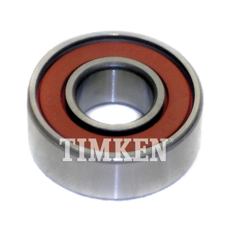 Deep Groove Radial Ball Bearing with Wide Inner Ring - Non Loading Groove Type