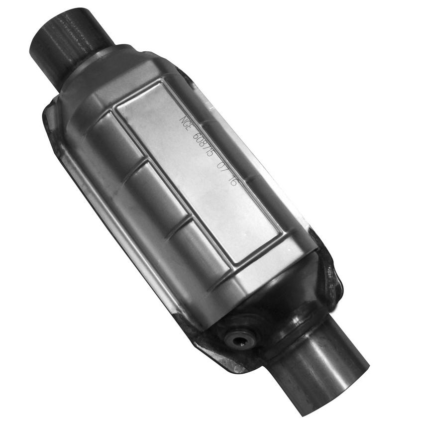 Eastern Catalytic 99872 Federal / EPA Catalytic Converter - Universal OBDII Select+Plus Tech Series