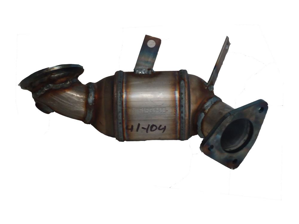 Direct Fit  Front Catalytic Converter (Non C.A.R.B. Compliant)