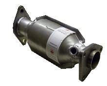 AB Catalytic Direct-Fit Catalytic Converter (Non C.A.R.B. Compliant) Drivers Side