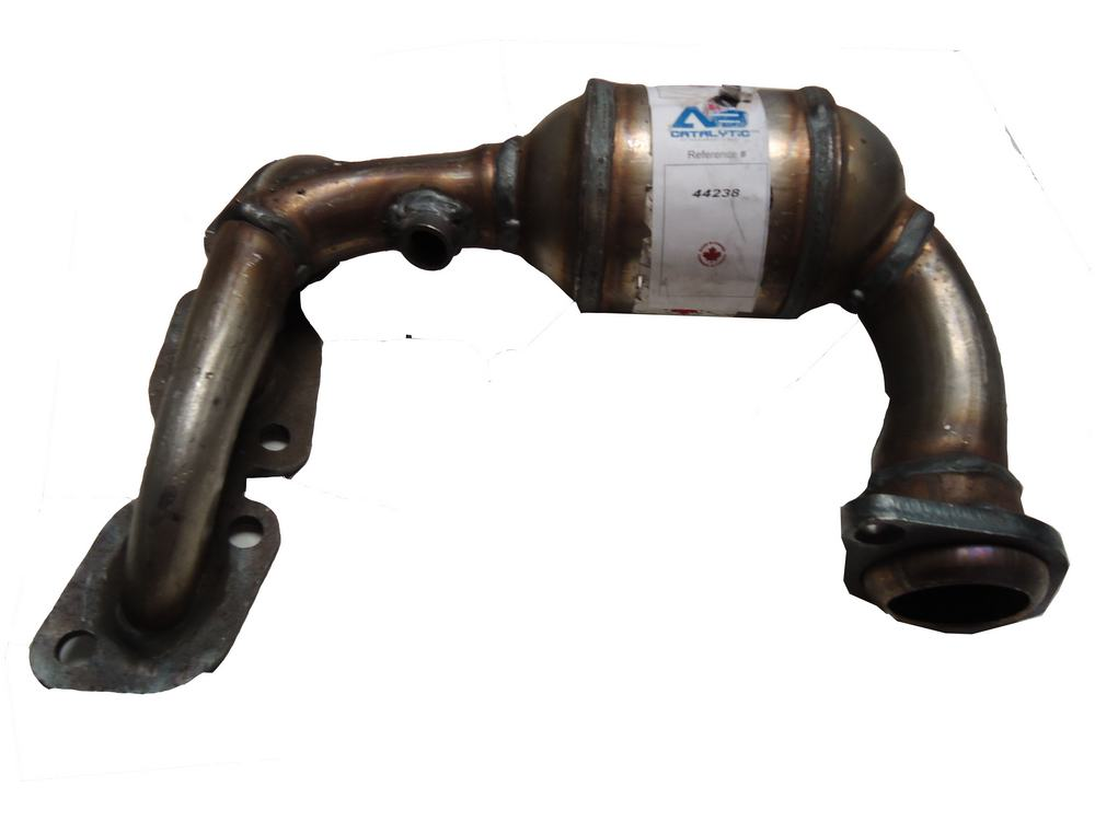 AB Catalytic Direct Fit Catalytic Converter Rad Side (Non C.A.R.B. Compliant)
