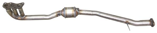 AB Catalytic Direct Fit Catalytic Converter Passenger side ( Non C.A.R.B. Compliant)