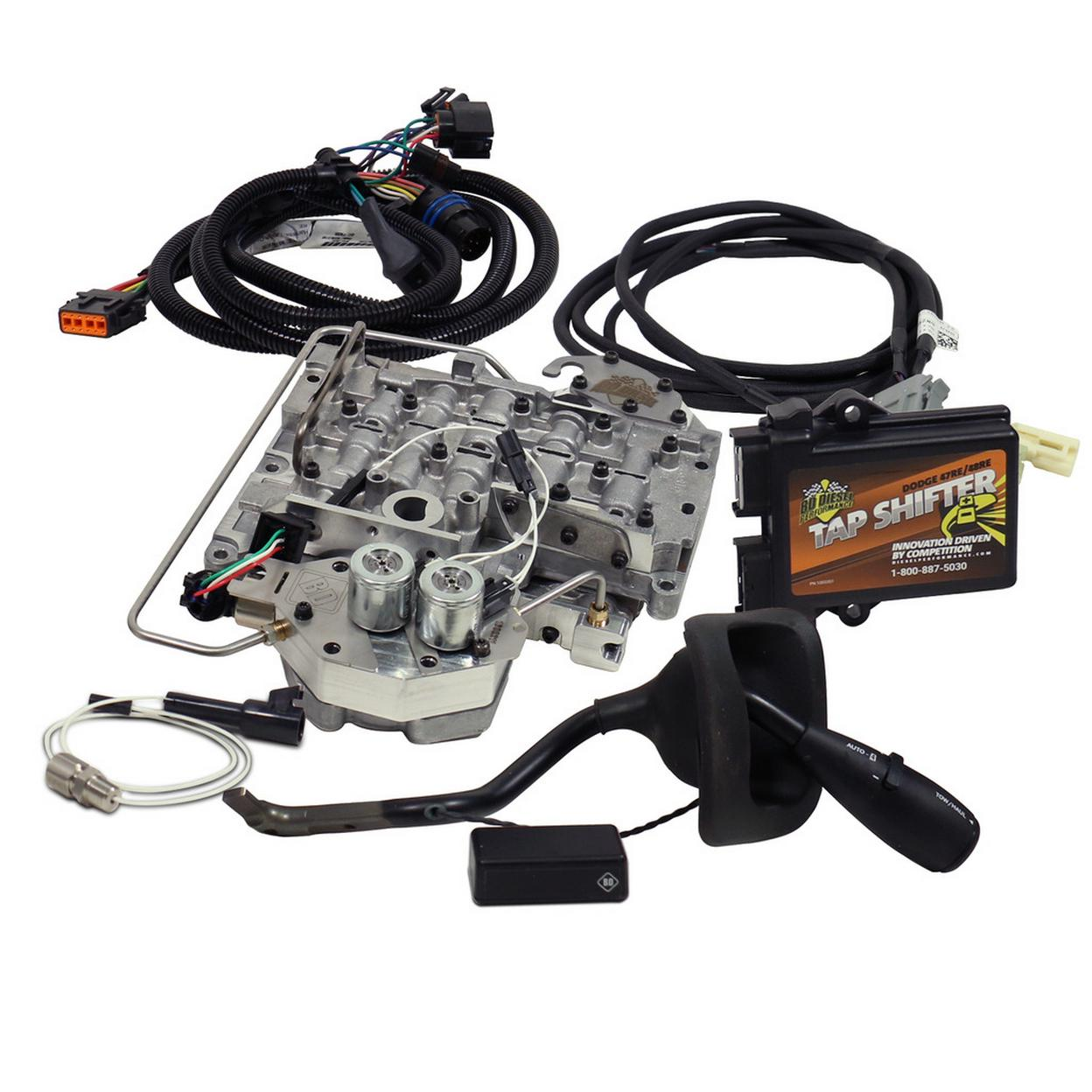 BD 48RE TapShifter comes with Valve Body Dodge 2003-2007