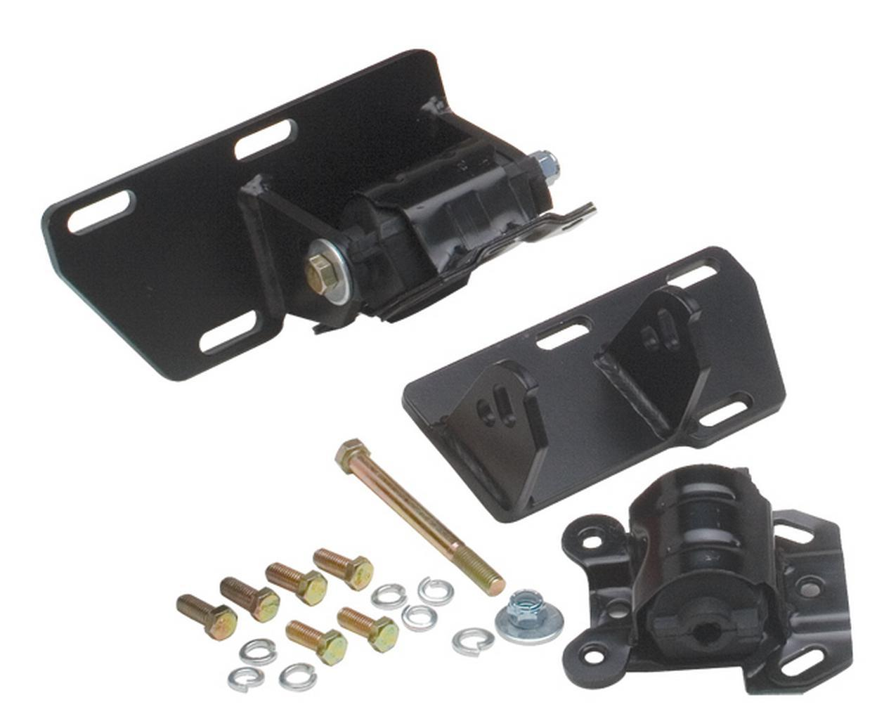Trans-Dapt Performance 9906 CHEVY 283-350 into S10 , S15 (2WD) - Motor Mount Kit