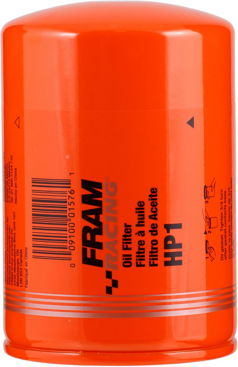 FRAM, HP1, Oil Filter