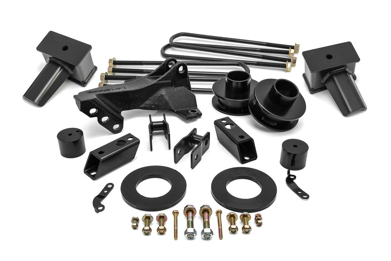 ReadyLift 69-2741 2017-2018 FORD F250/F350 2.5'' SST Lift Kit with 4''- 2 Piece Drive Shaft