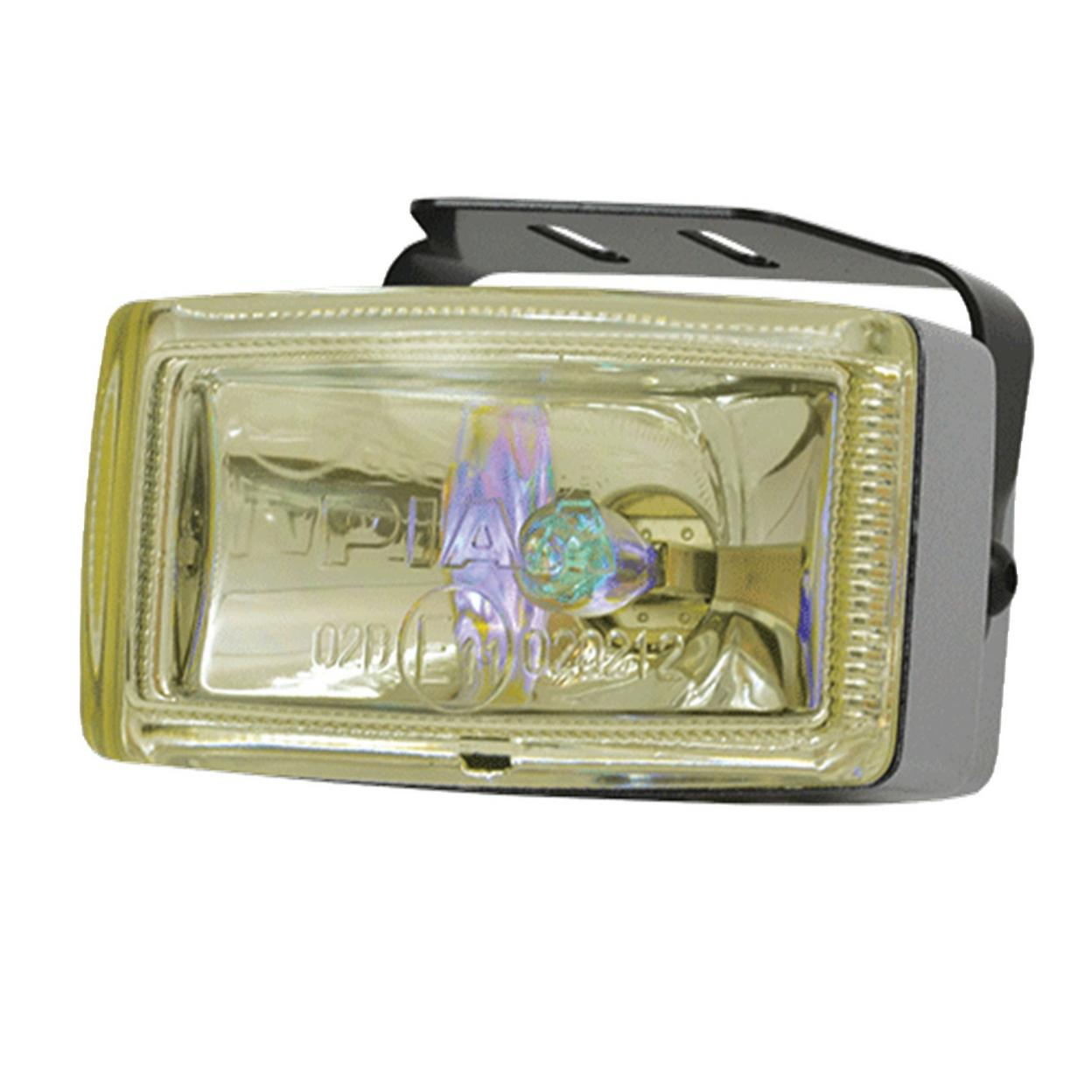 2000 SERIES HALOGEN YELLOW FOG LIGHT SINGLE