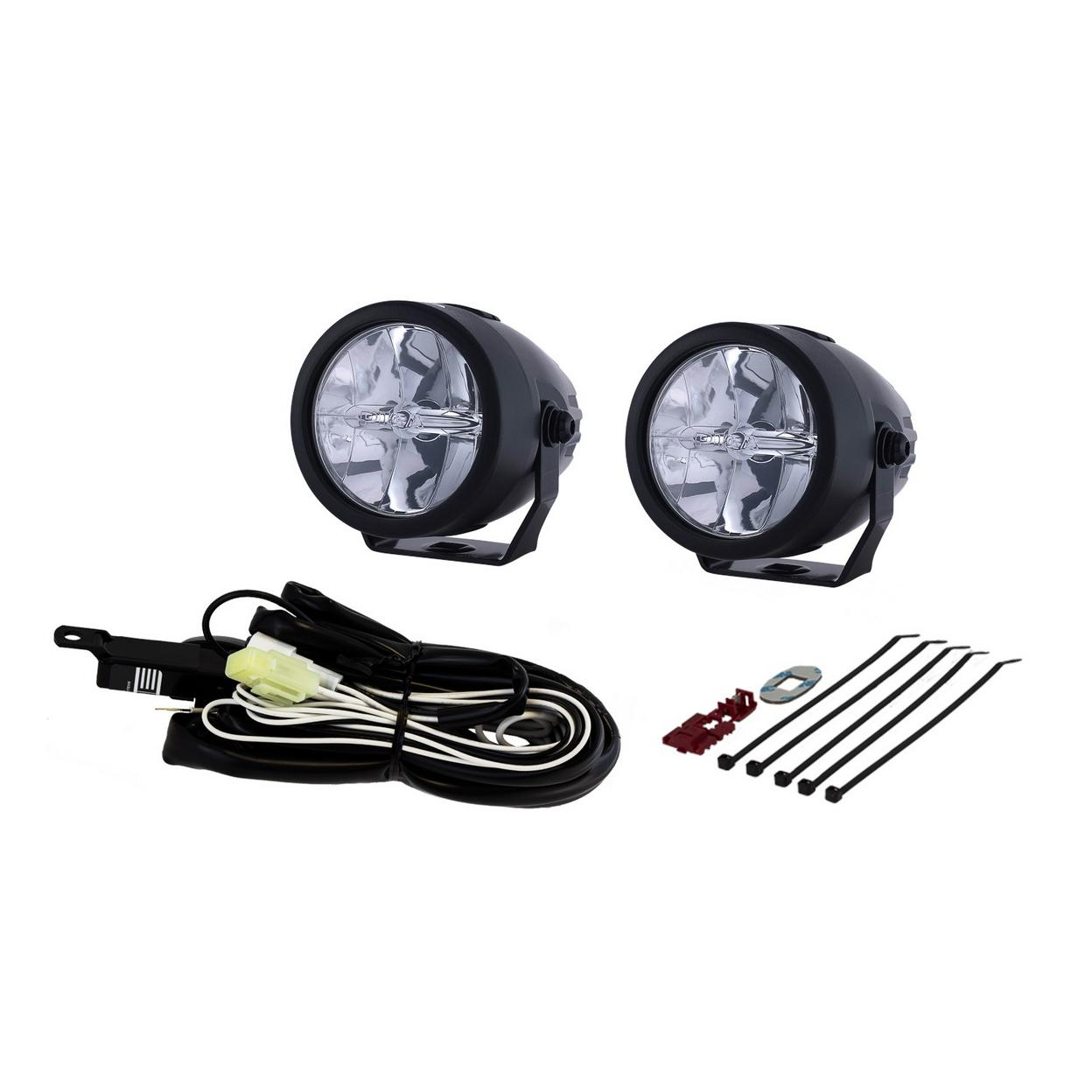 LP270 2.75IN. LED DRIVING LIGHT KIT; SAE COMPLIANT