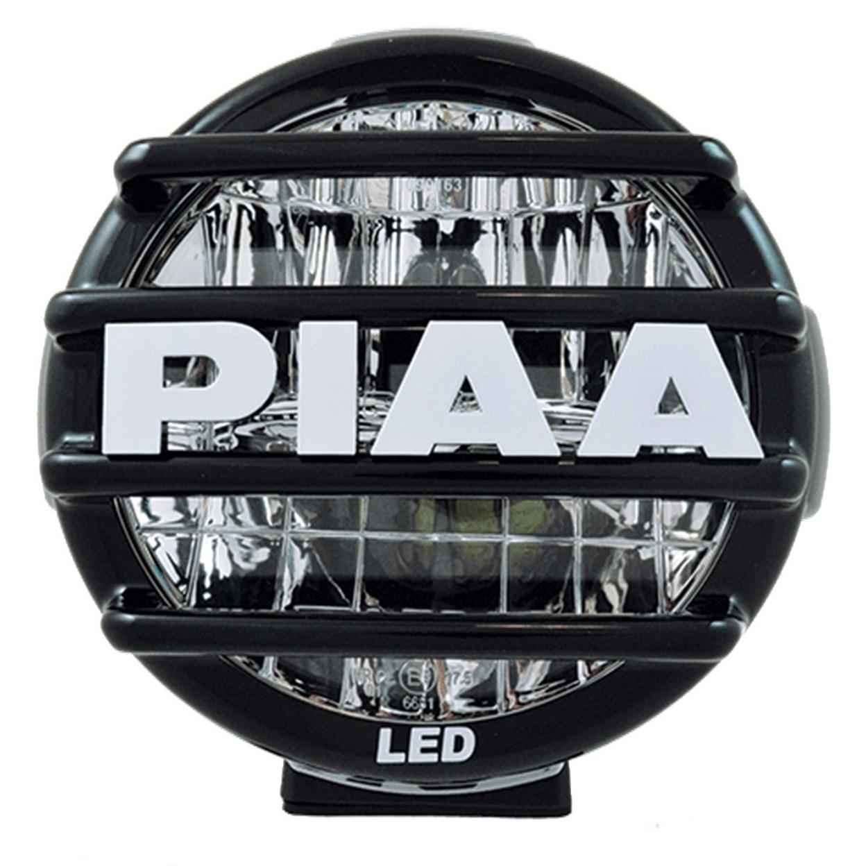 LP570 7IN. LED DRIVING LIGHT SINGLE; SAE COMPLIANT