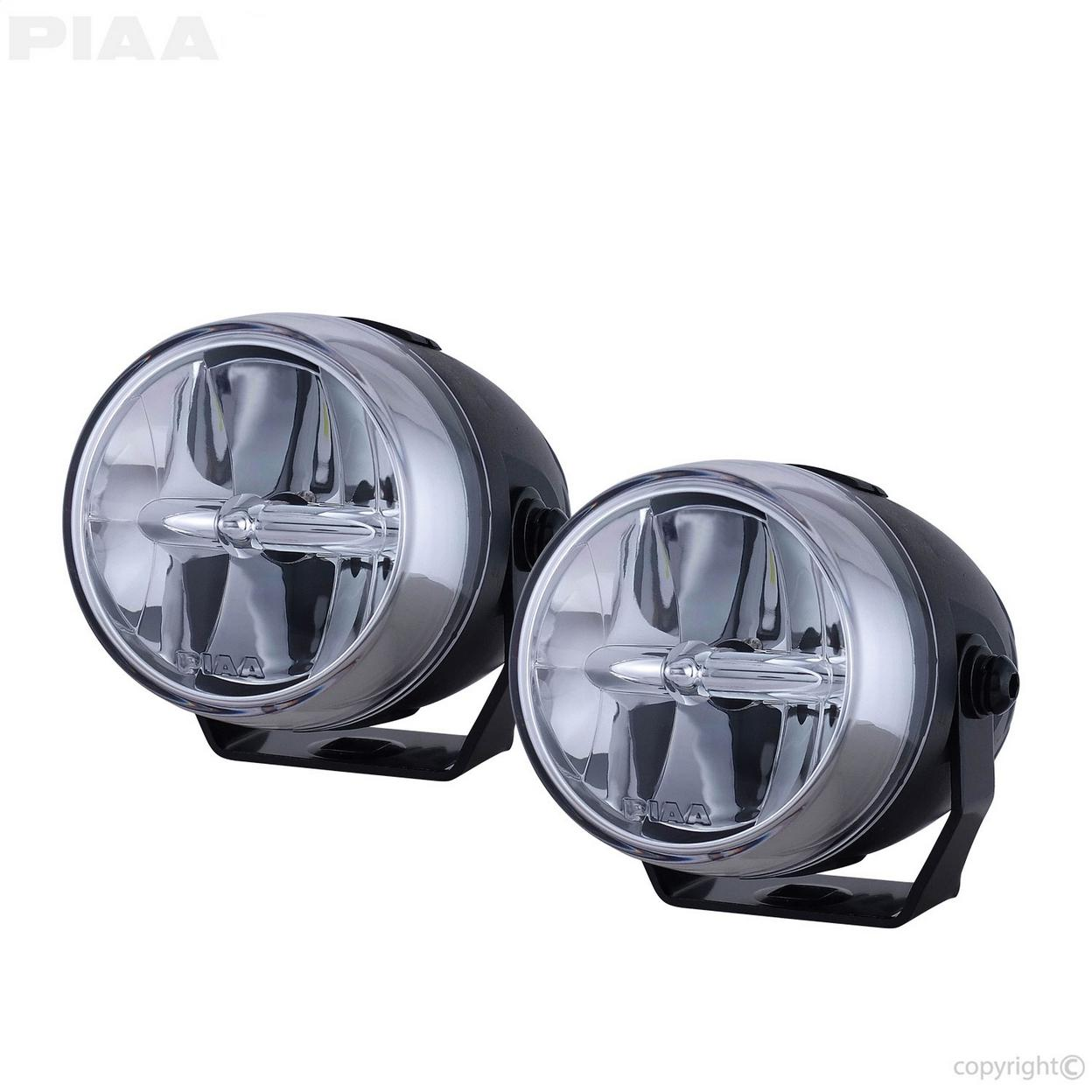 LP270 2.75IN. LED FOG LIGHT KIT; SAE COMPLIANT