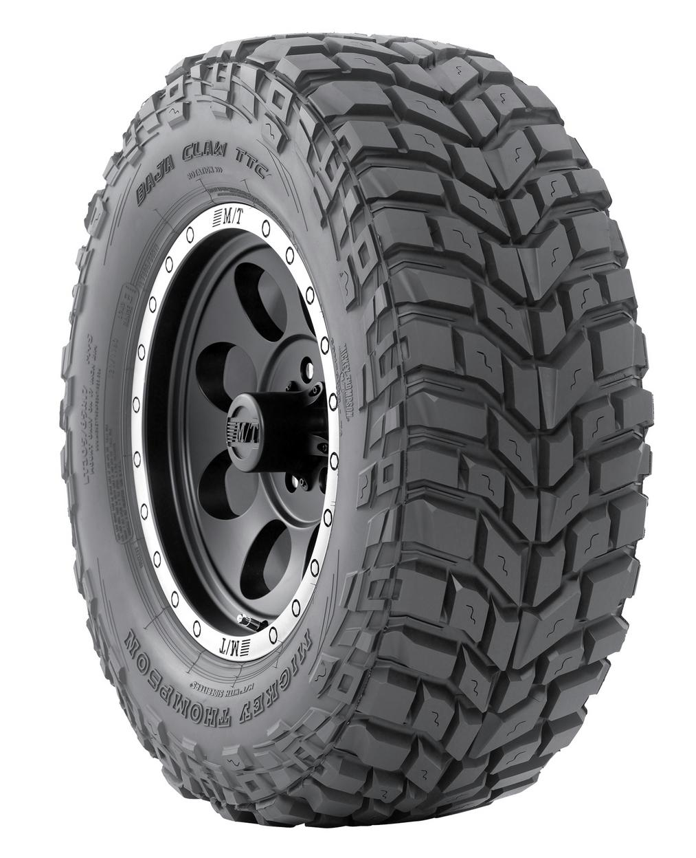 LIGHT TRUCK RADIAL TIRE