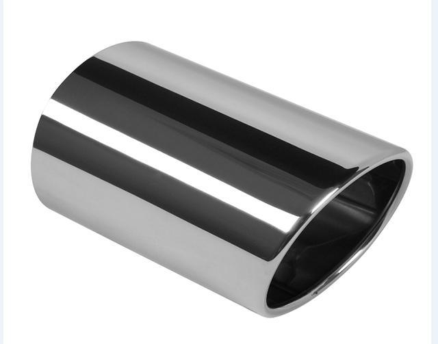 Exhaust Tail Pipe Tips; Exhaust Tail Pipe Tip