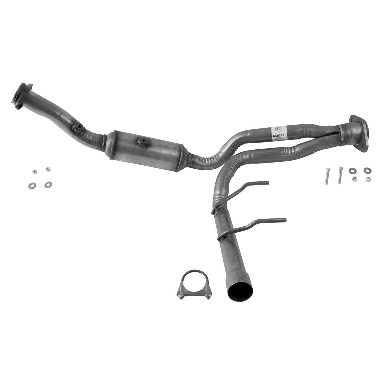 AP Exhaust 645771 Federal / EPA Catalytic Converter - Direct Fit