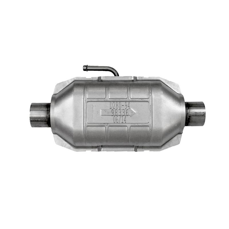 AP Exhaust 98336 CARB Certified Universal Pre-OBDII Converter