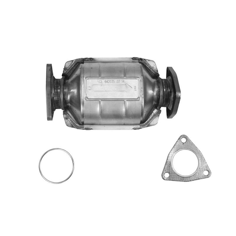 Catalytic Converter Fits: 2014 Acura TSX 3.5L V6 GAS SOHC