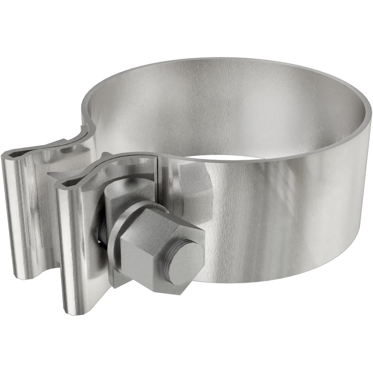 Lap Joint Band Clamp - 4.00in.