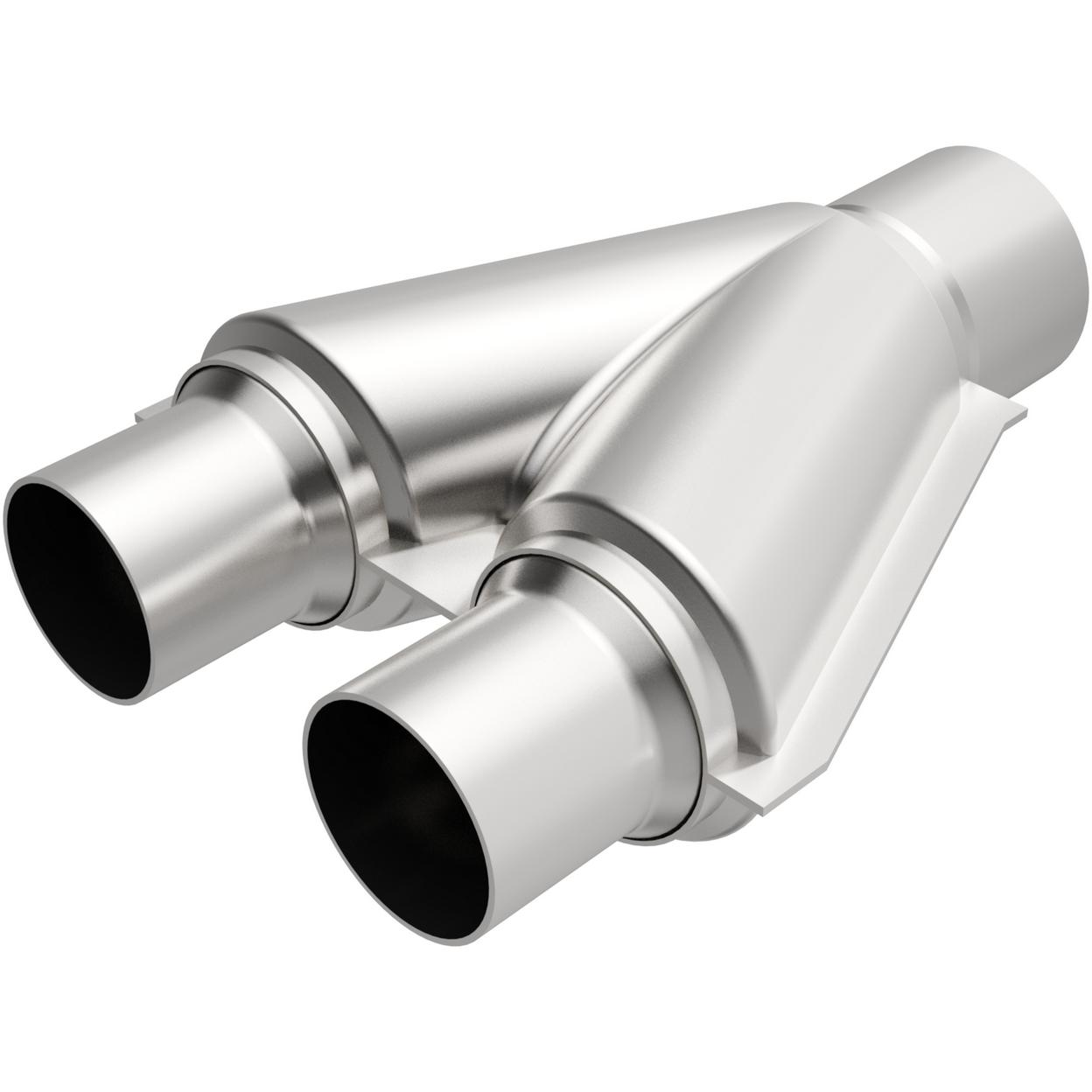 Exhaust Y-Pipe - 2.50/2.00