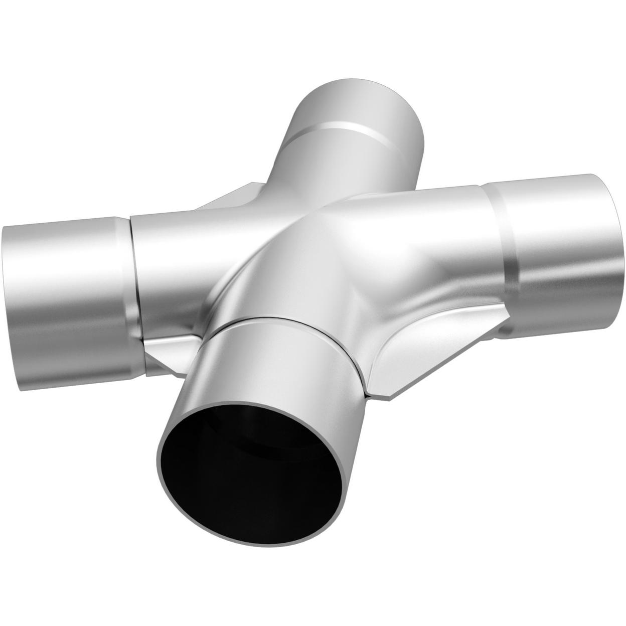 Exhaust X-Pipe - 2.25in.