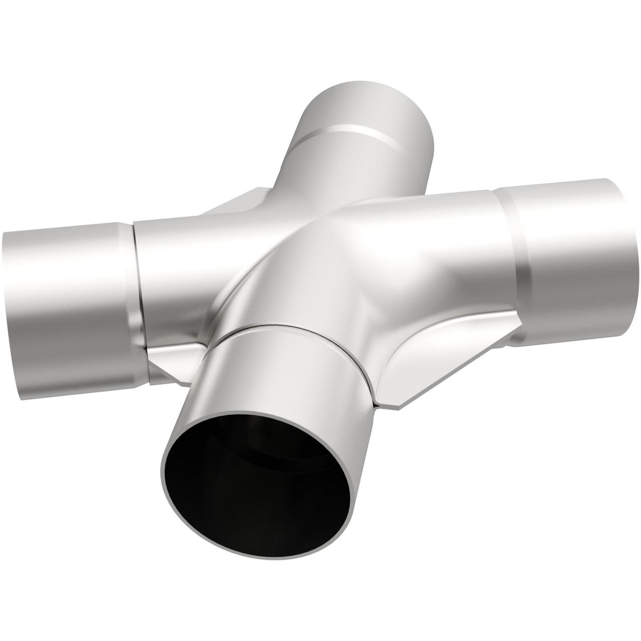 Exhaust X-Pipe - 2.50in.