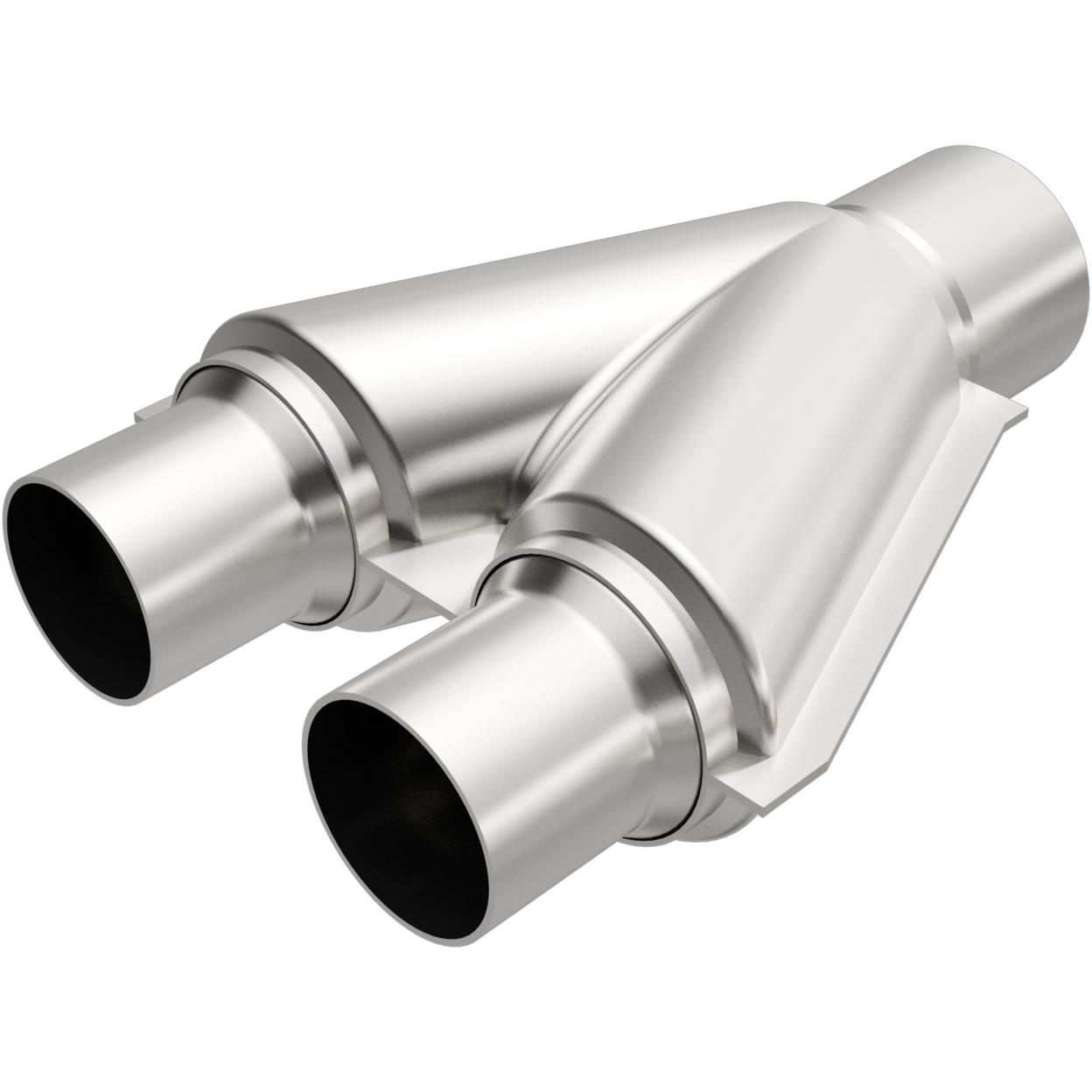 Exhaust Y-Pipe - 3.00/3.00