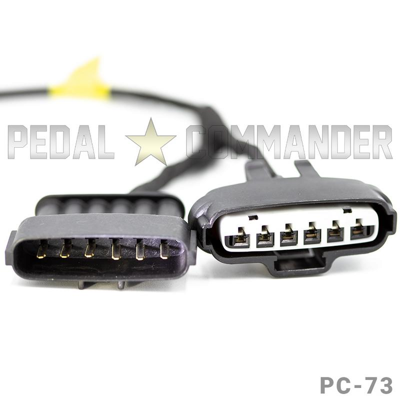 Pedal Commander PC73-BT Performance Throttle Response Controller