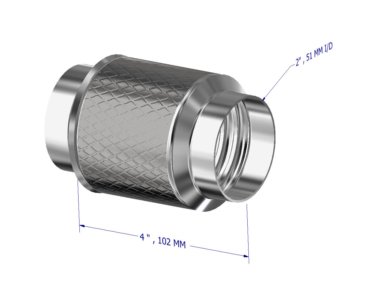 Flex for Direct-Fit Catalytic Converter