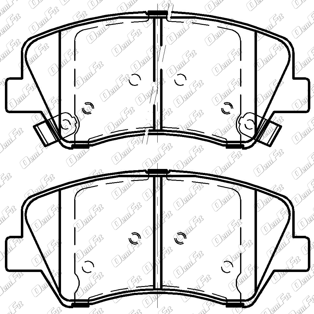 candid auto parts Honda Accord Floor Mats oem fit d1543 oem fit brake pads front