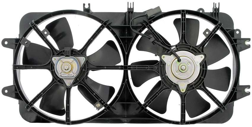 Dorman 620-957 Dual Fan Assembly for Cadillac