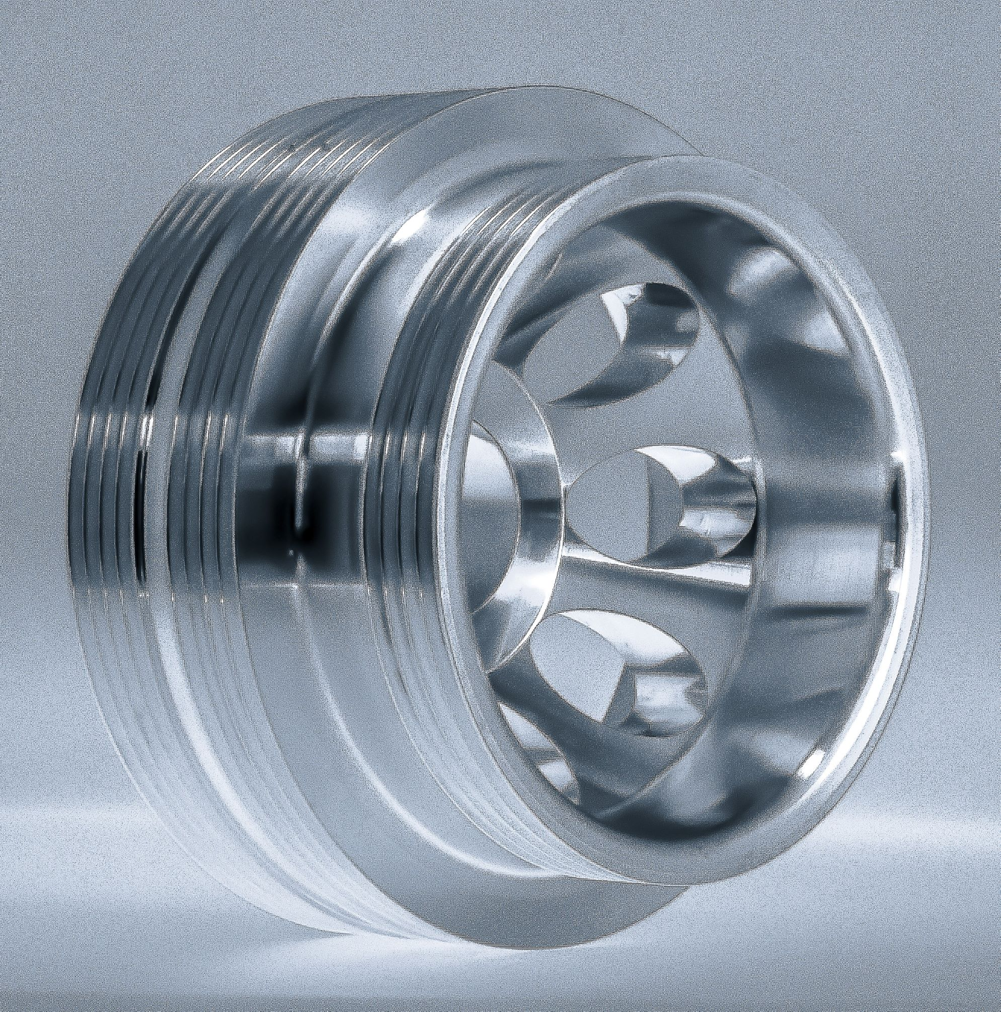 Crankshaft Pulley - Underdrive