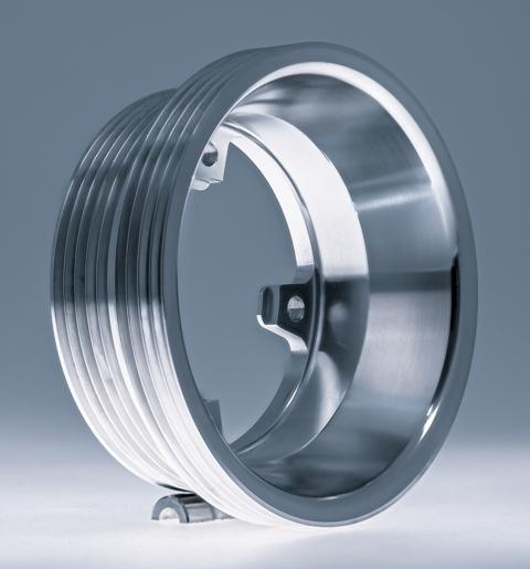 Eccentric Shaft Pulley - Underdrive
