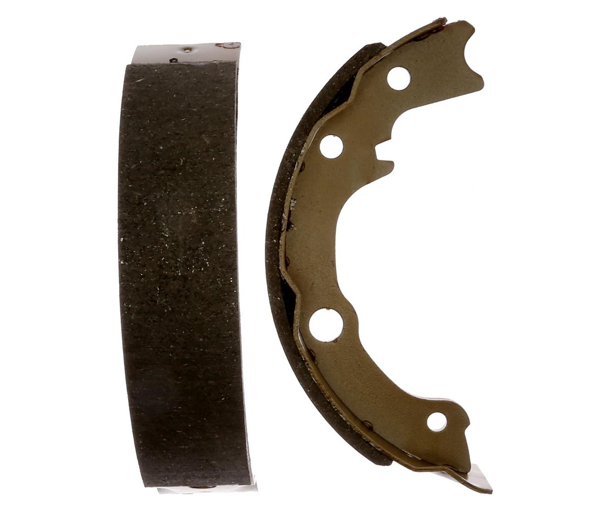 Drum Brake Shoe-Element3 Organic Rear Raybestos 1011PG