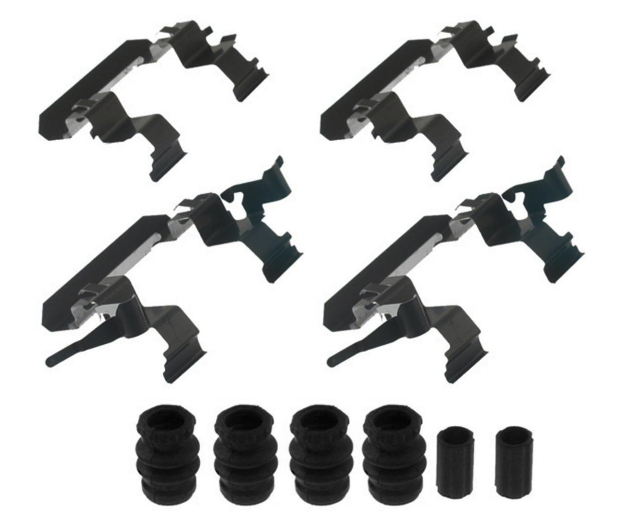 Disc Brake Hardware Kit-R-Line Rear,Front Raybestos H18065A