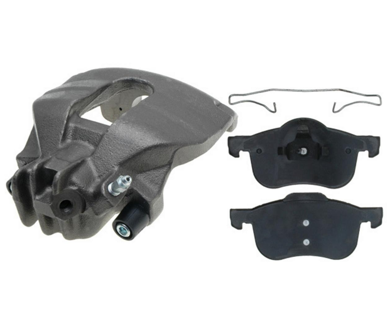 Raybestos Enhanced Hybrid Technology Reman Loaded Caliper & Bracket Assy