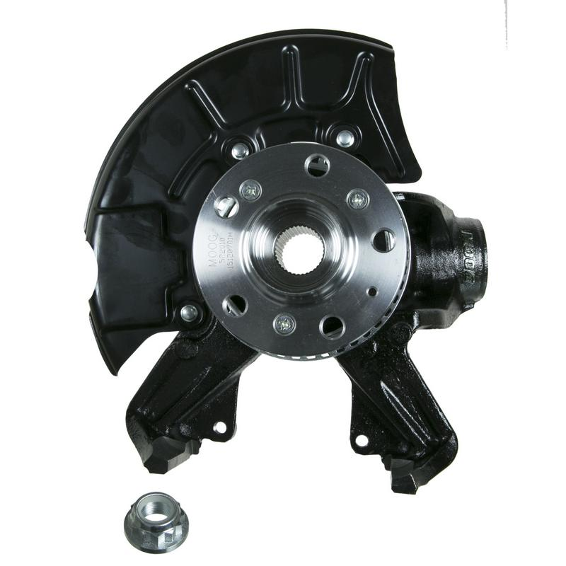 Suspension Knuckle Assembly