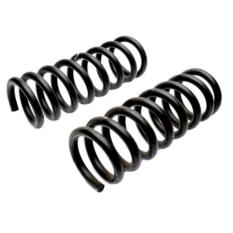 candid auto parts 1970 Trans AM Convertible moog 60150 coil spring set