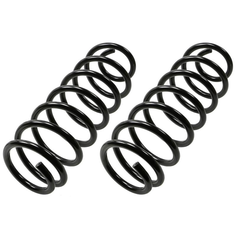 calnorth auto parts 1976 Ford Torino moog 81673 coil spring set