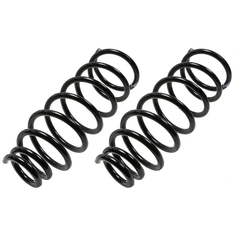 calnorth auto parts 1968 Ford Torino moog 81677 coil spring set