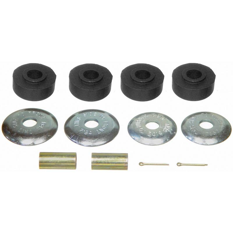 Moog k7068 suspension strut rod bushing kit