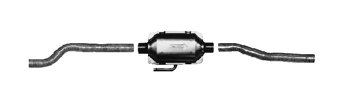 Catalytic Converters          Domestic                      Dodge Dakota 88-87