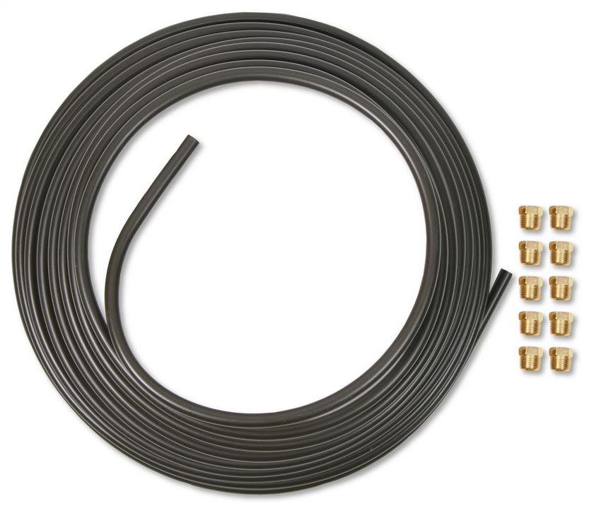 Earl's Performance ZZ6616KERL 3/8 IN X 25 FT COIL & FITTING KIT - OLIVE