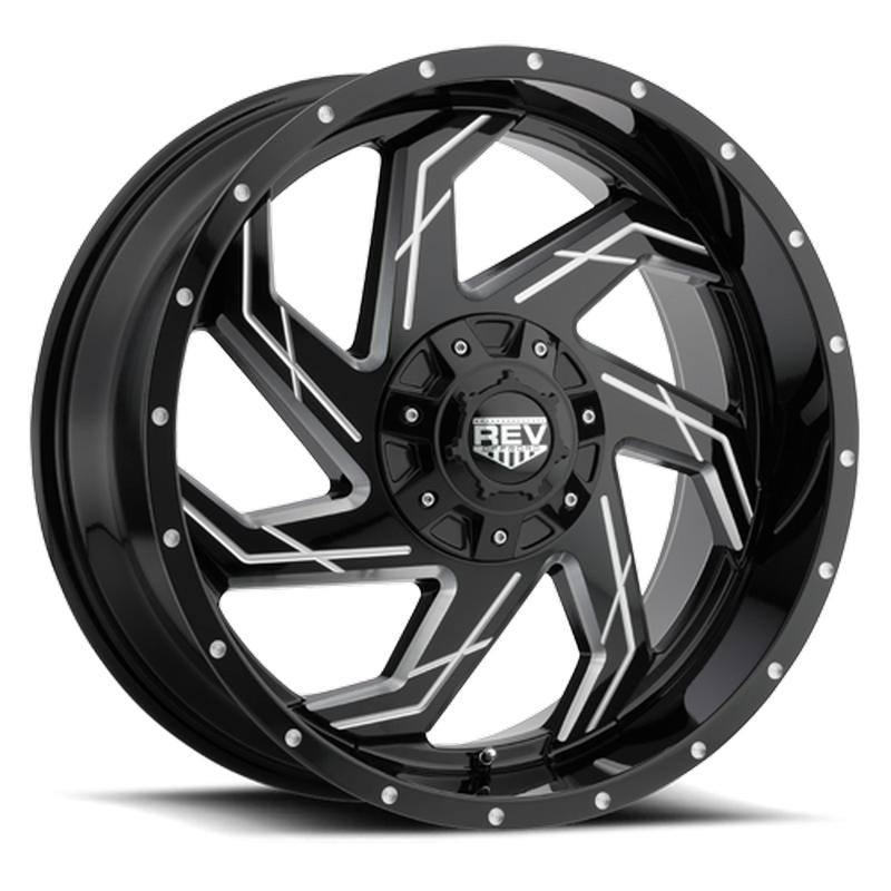 Rev Wheels 895M-7908312
