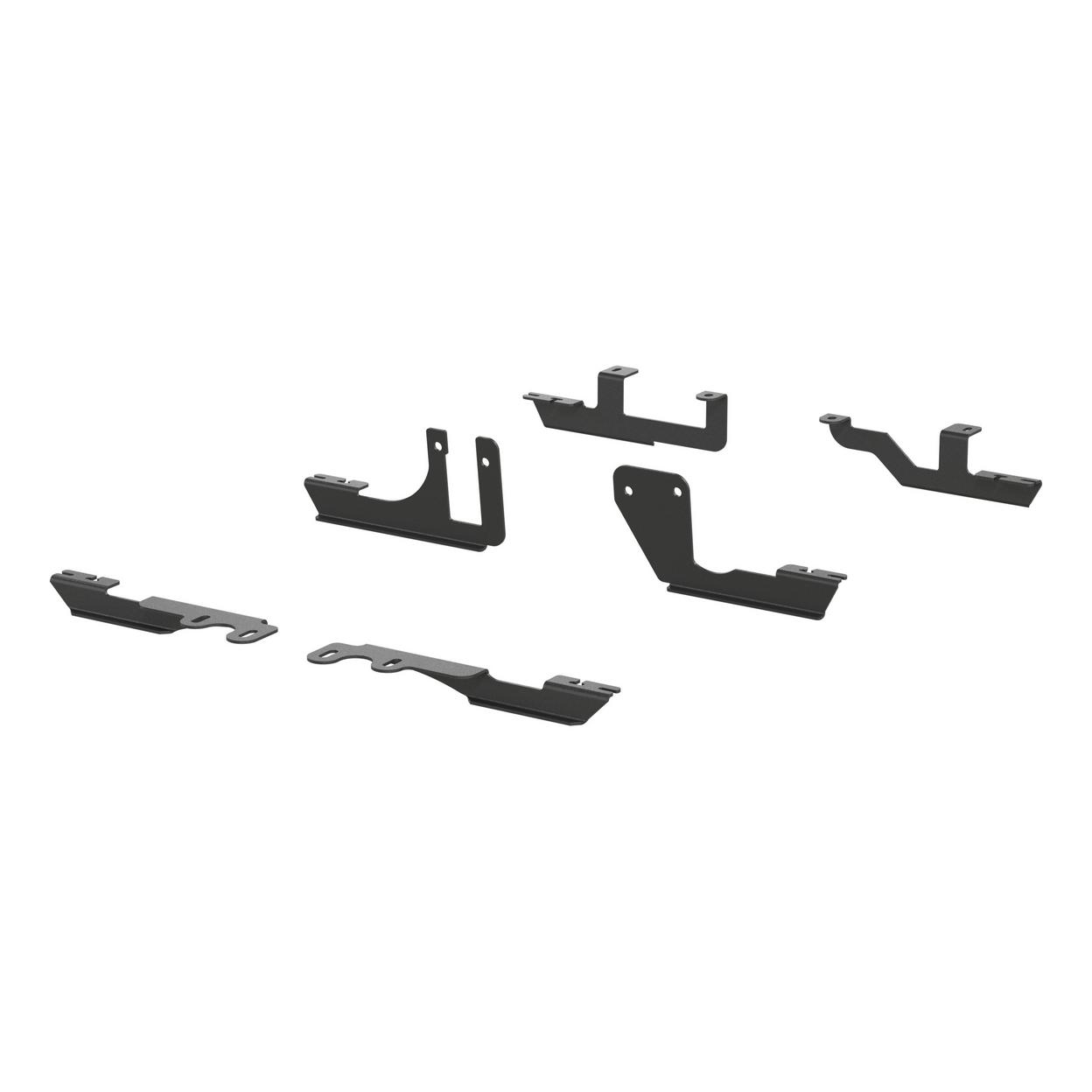 ARIES 2051109 Mounting Brackets for AeroTread Running Boards Sold Separately