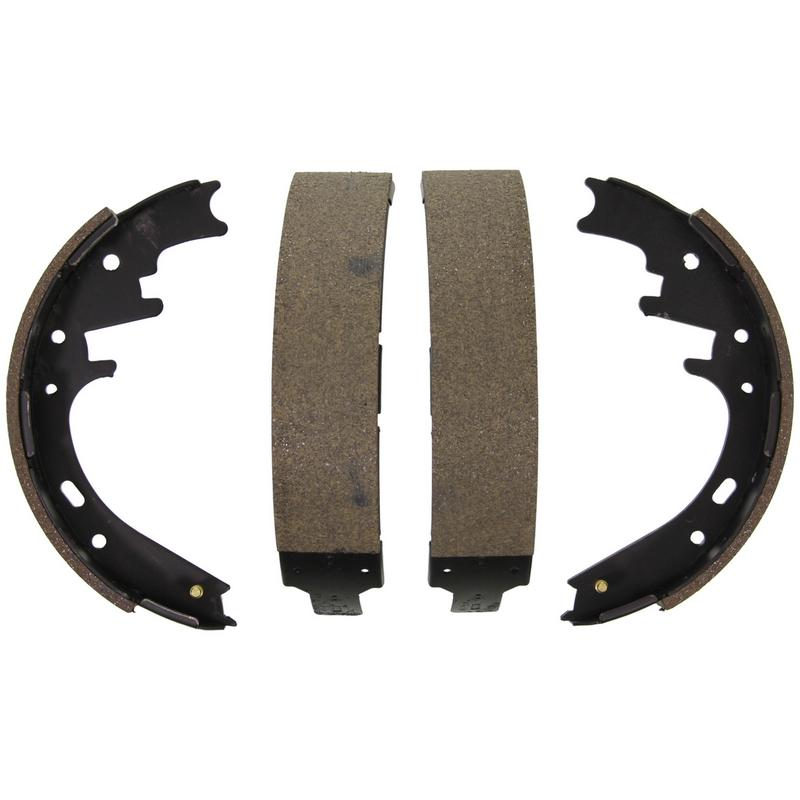 Wagner Brake ANA734 SevereDuty Drum Brake Shoe Set