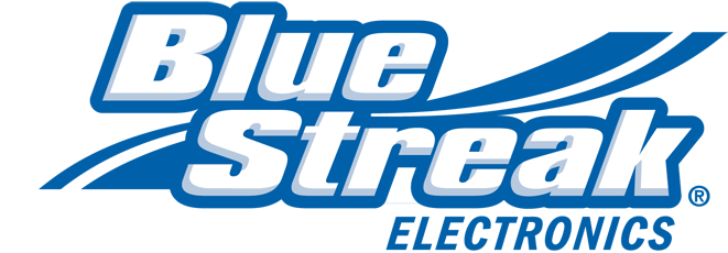 Blue Streak Electronics Original